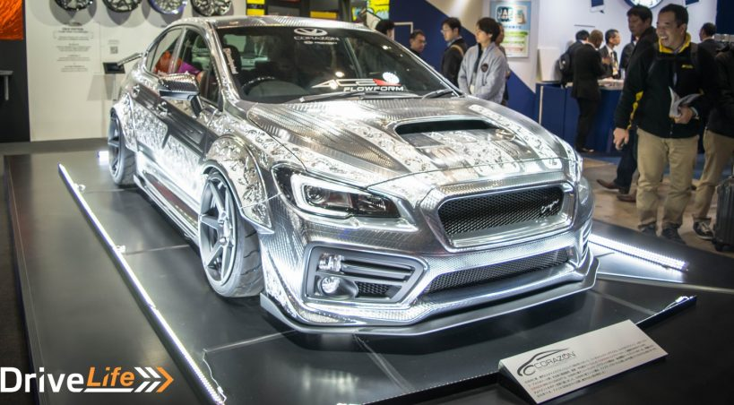 Tokyo Auto Salon 2017 - Part 1: This Is How We Live in Tokyo