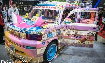 Tokyo Auto Salon 2017 - Part 2: The Weird and Wonderful From TAS2017