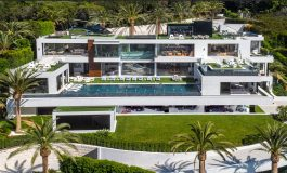 $250 Million, buys you this house, $30 million in cars and the Airwolf helicopter.