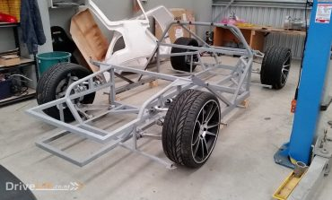 Project FZ12 : Fraser & Zac's Hand Built Supercar - Part 4: Chassis