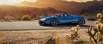 Pagani Huayra Roadster Revealed - Explicit Content Warning