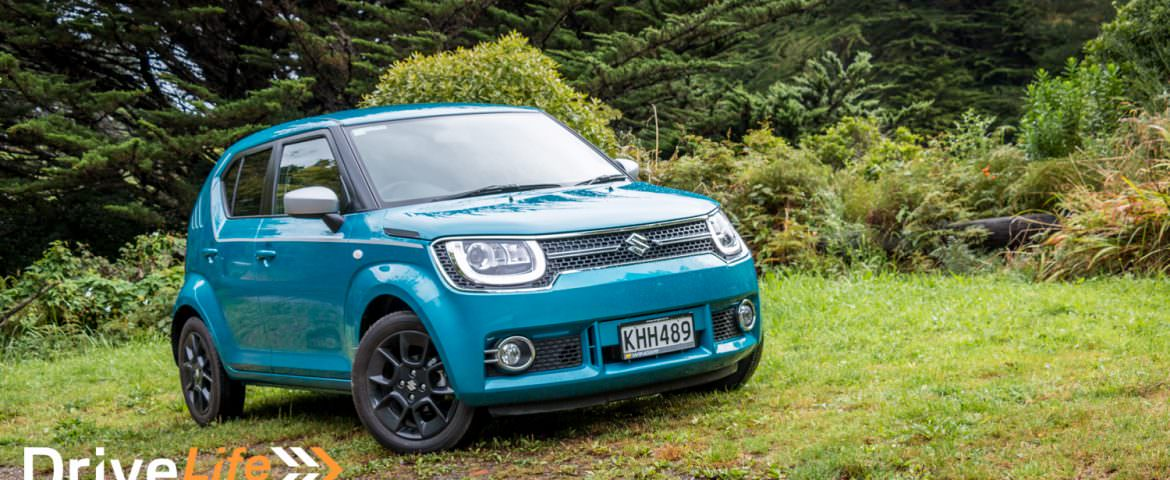 2017 suzuki ignis car review new zealand s smallest suv drive life. Black Bedroom Furniture Sets. Home Design Ideas