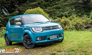 2017 Suzuki Ignis - Car Review - New Zealand's Smallest SUV?