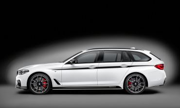 Press Release : BMW M Performance Parts For The New BMW 5 Series Touring