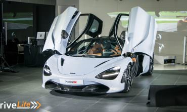 McLaren 720S Tokyo Launch - The Second Generation Super Series Is Here