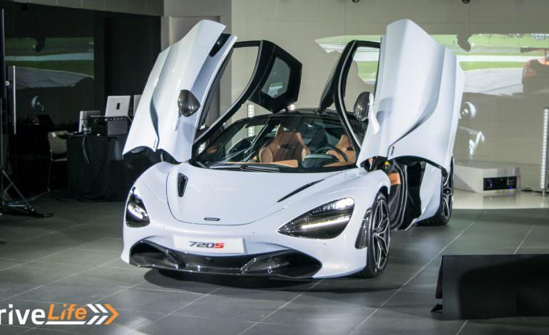 McLaren 720S Tokyo Launch – The Second Generation Super Series Is Here