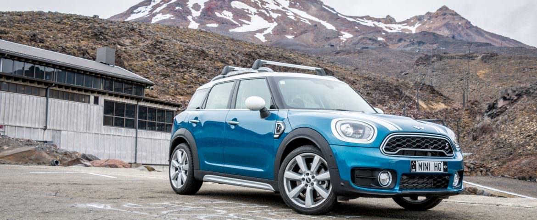 2017 MINI Countryman – Car Review – MINI Sports Activity Vehicle