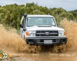 2017 Toyota Land Cruiser 70 – Car Review – Go-Anywhere Work Truck