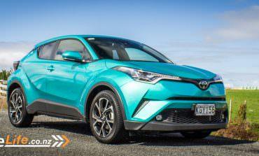 Toyota C-HR - launch