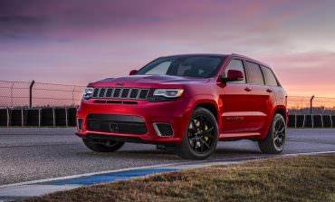 Press Release : Jeep Grand Cherokee TrackHawk : The Most Powerful And Quickest SUV Ever
