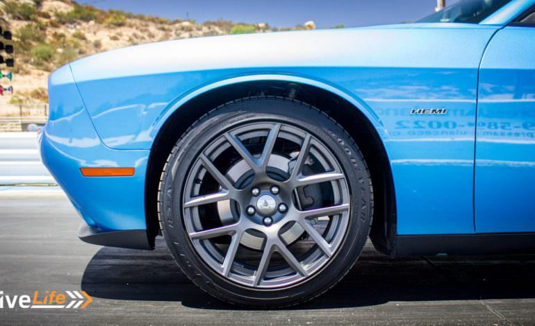 Quick Fix: alloy wheel repair