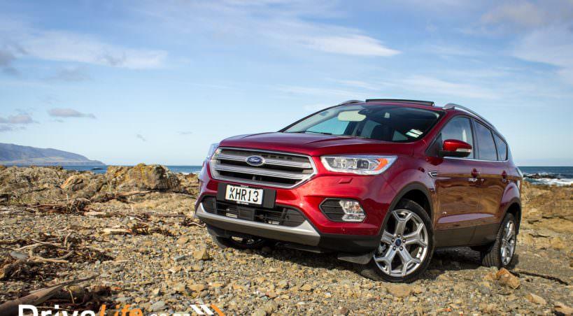 2017 Ford Escape Titanium AWD Diesel – Car Review