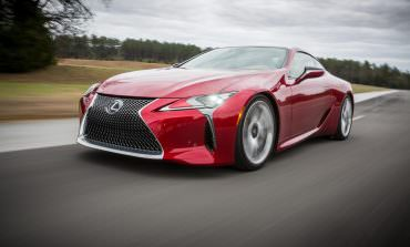 Press Release : Lexus LC Dynamic Luxury Coupe Lands in New Zealand in July.