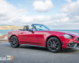 2017 Abarth 124 Spider – Car Review – Topless Italian