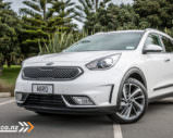 Kia Niro Eco Hybrid – Car Review – Kia's Crossover to Hybrid