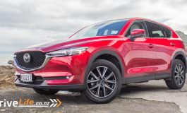 2017 Mazda CX-5 AWD Limited – Car Review – first impressions count