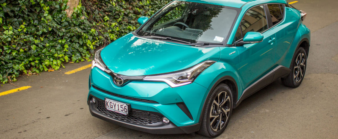 Popular 2017 Toyota CHR 2WD  Car Review  Impracticably Gorgeous