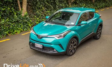 2017 Toyota C-HR 2WD – Car Review – impracticably gorgeous