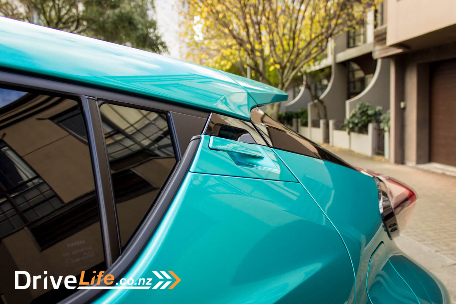 2017 Toyota C-HR 2WD – Car Review – impracticably gorgeous | Drive Life