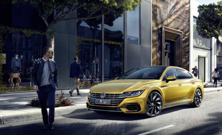 Press Release: The All-new Volkswagen Arteon
