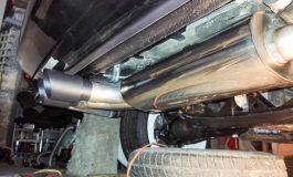Project Rusty – Rob's Audi UR-Quattro – Part 27: Exhaust