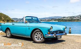 Sunbeam Tiger – dashboard resto - Part 1