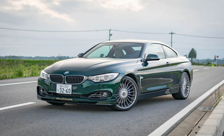 2017 Alpina B4 Biturbo Coupe - Car Review - The Best Performance All-Rounder?