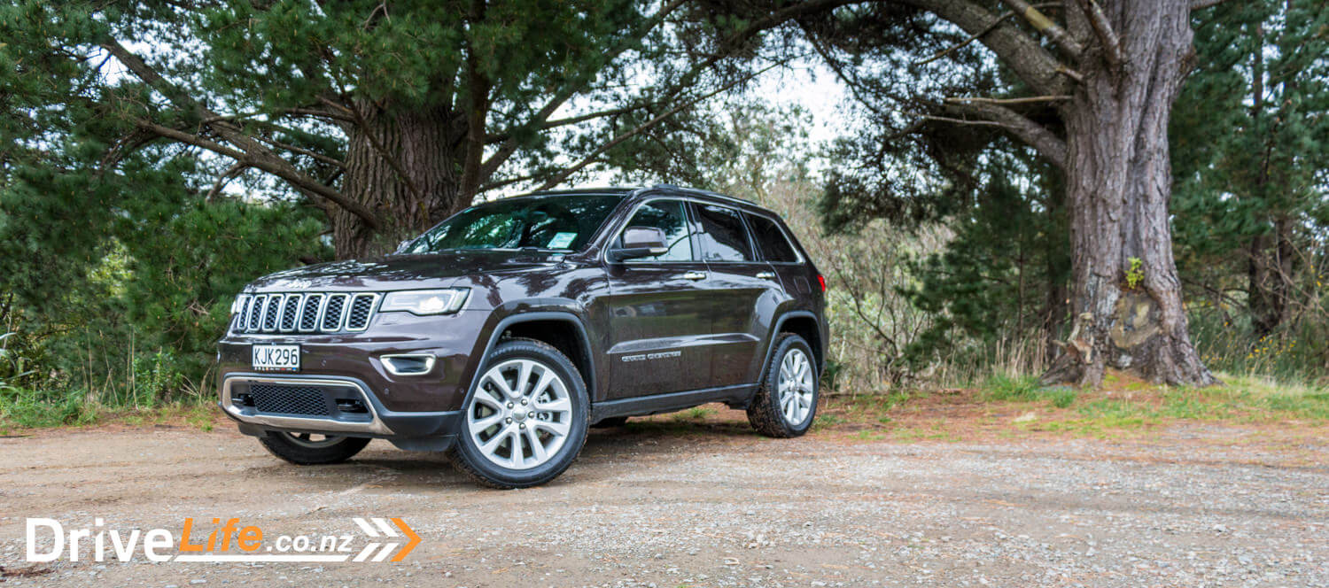 2017 Jeep Grand Cherokee Limited – Car Review – Off-road ...