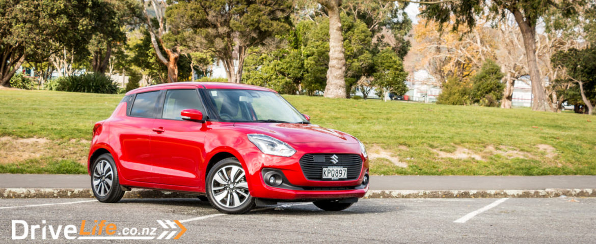 2017 Suzuki Swift RS – Car Review – Swift by name…
