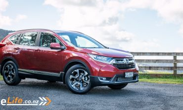 2018 Honda CR-V - First Drive