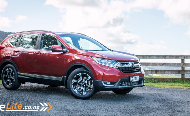 2018 Honda CR-V – First Drive
