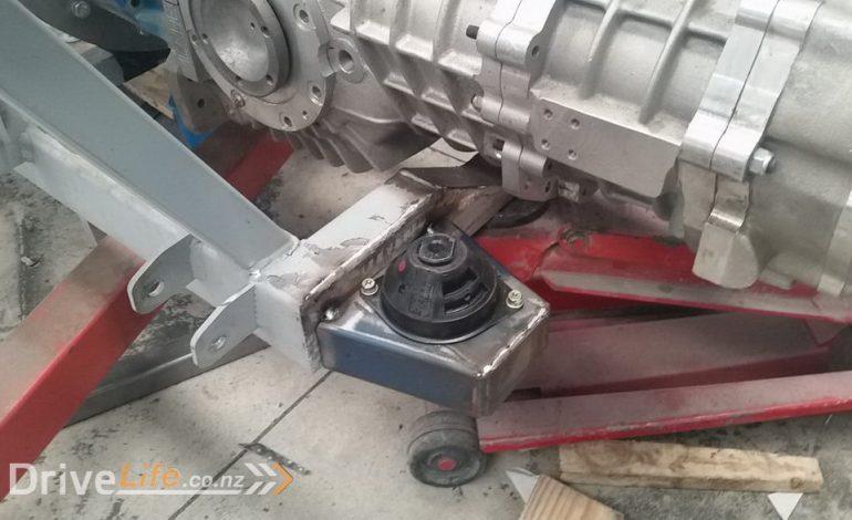 Project FZ12 : Fraser & Zac's Hand Built Supercar – Part 15: More Drivetrain