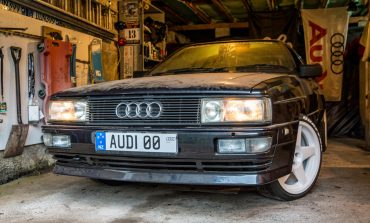 Project Rusty – Rob's Audi UR-Quattro – Part 28: On Its Wheels Again