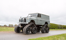 Oh Look A TUV - Tracked Utility Vehicle