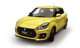 New generation Suzuki Swift Sport about to break cover