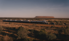 Press Release: Land Rover Discovery Tows 110-Tonne Road Train Across Australian Outback
